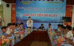 Giải quyết vướng mắc, đảm bảo tiến độ dự án cấp điện cho Lý Sơn