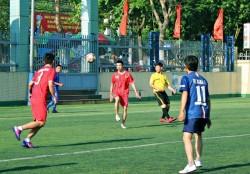 Quacontrol: Giao lưu bóng đá chào mừng các ngày lễ lớn