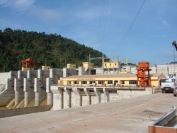 Thành lập Công ty thủy điện Sông Bung