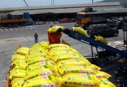 PVFCCo tăng cường nhập khẩu phân bón cho vụ Hè Thu