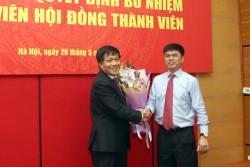 Bổ nhiệm Thành viên Hội đồng thành viên PVN