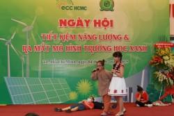 Tp. Hồ Chí Minh ra mắt mô hình trường học xanh