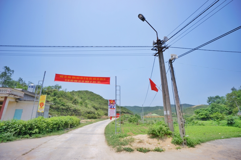 Xã đảo cuối cùng của Quảng Ninh có điện lưới quốc gia