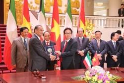 Petrovietnam và KPI ký thỏa thuận hợp tác