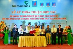 BSR ký hợp tác với Vietcombank, PVI và PV Power