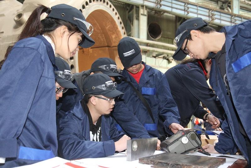 Sinh viên Việt Nam hoàn thành thực tập điện hạt nhân tại Nga 1