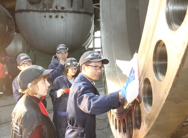 Sinh viên Việt Nam hoàn thành thực tập điện hạt nhân tại Nga 2