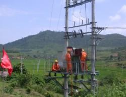 Phụ tải điện Thanh Hóa có thể tăng 20% trong mùa khô