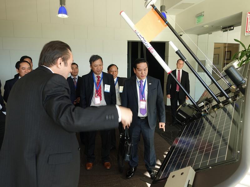 PVN tham dự Hội nghị công nghệ ngoài khơi tại Hoa Kỳ 2