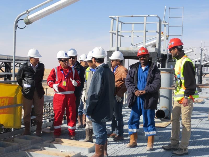 Vietnam has exploited 10 million barrels of oil from the Sahara  Desert