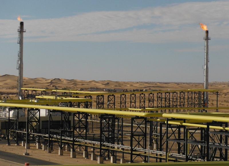 Việt Nam khai thác thùng dầu thứ 10 triệu từ sa mạc Sahara 2