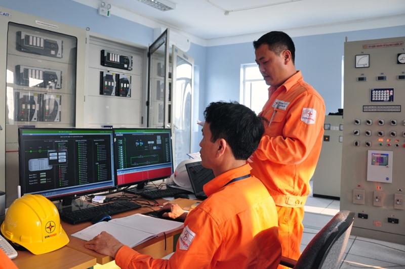 Đẩy nhanh tiến độ các dự án điện chống quá tải Thủ đô 1