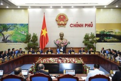 Nghị quyết phiên họp Chính phủ thường kỳ tháng 4