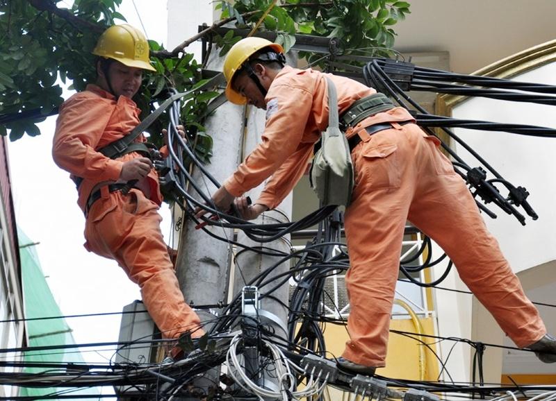 EVN HANOI khuyến nghị sử dụng điện mùa nắng nóng 1
