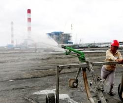 Nhiều giải pháp bảo vệ môi trường Trung tâm Điện lực Duyên Hải