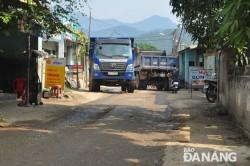 Sửa chữa, khôi phục tuyến đường ĐT.601, TP Đà Nẵng