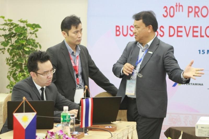 ASCOPE mở ra nhiều cơ hội hợp tác dầu khí trong ASEAN 1
