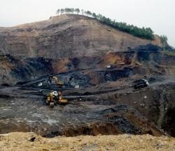 Dừng tận thu khai thác than tại thị xã Đông Triều