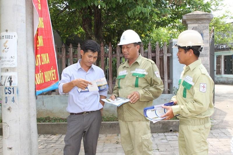 Đẩy mạnh tuyên truyền an toàn lưới truyền tải tại Đà Nẵng 1