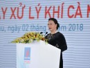 Inauguration of Ca Mau Gas Processing Plant