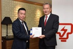 NPT tham khảo kinh nghiệm từ công ty điện lực Malaysia