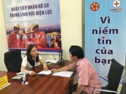 PC Sơn La giao dịch một cửa tại Trung tâm Hành chính công