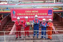 Lọc hóa dầu Nghi Sơn xuất xưởng sản phẩm xăng A95