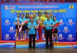 EVNNPT tổ chức thành công Hội thao 2018