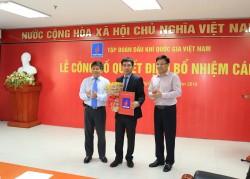 Bổ nhiệm Chủ tịch HĐTV Công ty Lọc hóa dầu Bình Sơn