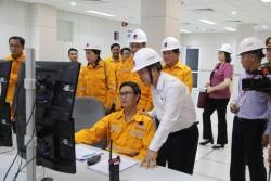 KCM phối hợp bảo đảm an ninh, an toàn công trình khí