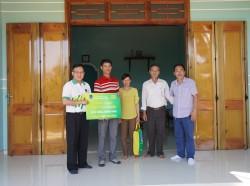 PVFCCo và Nhà phân phối trao tặng nhà tình nghĩa tại Đăk Lăk