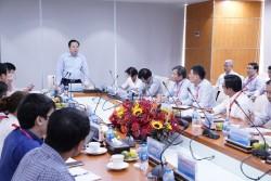 Chủ tịch Ủy ban Quản lý vốn Nhà nước làm việc với PV GAS