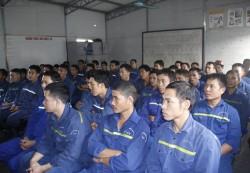 TKV trả lương khuyến khích thợ bậc cao kèm thợ bậc thấp