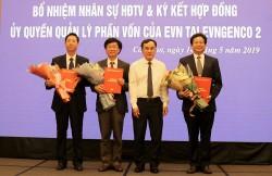 Công bố các quyết định bổ nhiệm Hội đồng thành viên EVNGENCO 2