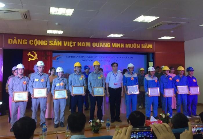 Điện lực TKV tổ chức thành công Hội thi an toàn vệ sinh viên giỏi