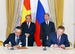 Nâng tầm hợp tác Việt - Nga trong lĩnh vực dầu khí
