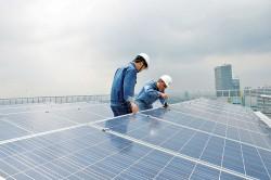 GIZ tổ chức thăm quan thực tế dự án điện mặt trời trên mái nhà