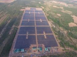 Nhà máy điện mặt trời Long Thành 1 (giai đoạn 1) đi vào hoạt động