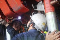 Than Uông Bí - TKV triển khai nhiều dự án nâng công suất mỏ