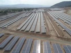 Đóng điện dự án điện mặt trời Chư Ngọc LICOGI 16 (giai đoạn 1)