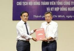 Trao Quyết định bổ nhiệm Chủ tịch Hội đồng thành viên EVNHCMC