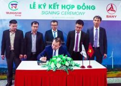 Trungnam Group chi 67 triệu USD phát triển các dự án điện tái tạo