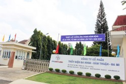 Công ty ĐHĐ: ATVSLĐ song hành với sản xuất điện