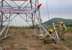 ĐZ 220 kV Nha Trang-Tháp Chàm: Vướng GPMB và chuyển đổi đất rừng