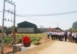 Thêm 1.116 hộ dân miền núi tỉnh Sơn La có điện lưới quốc gia