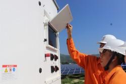 Chuẩn bị nhân lực vận hành Nhà máy điện mặt trời Phước Thái 1
