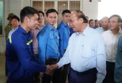 Thủ tướng đề nghị TKV tiếp tục cải thiện đời sống công nhân mỏ