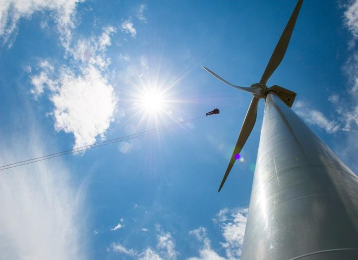 Kon Tum đề xuất bổ sung 9 dự án điện gió và lưới truyền tải vào Quy hoạch