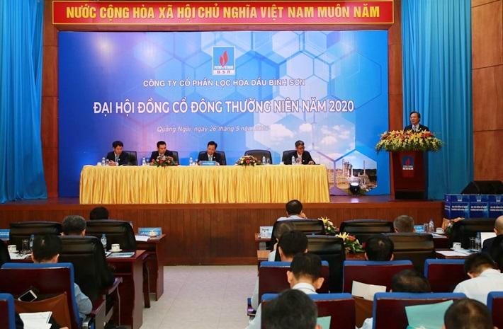 BSR tổ chức thành công Đại hội đồng cổ đông thường niên năm 2020