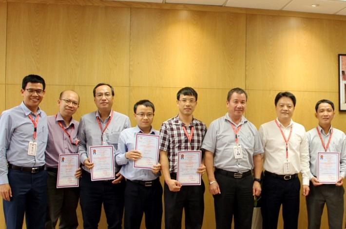 Công đoàn Cơ quan Điều hành PV GAS tôn vinh sáng kiến, sáng tạo